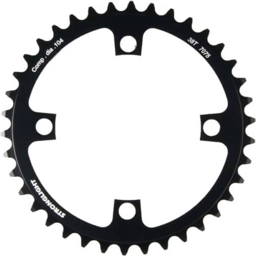 STRONGLIGHT Chainring Ø104 mm Singlespeed 38T 4 holes