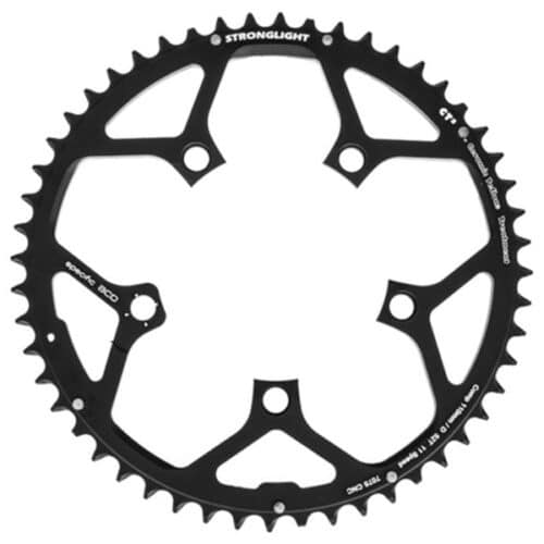 STRONGLIGHT Chainring Ø110 mm Outer (double) 52T 5 holes