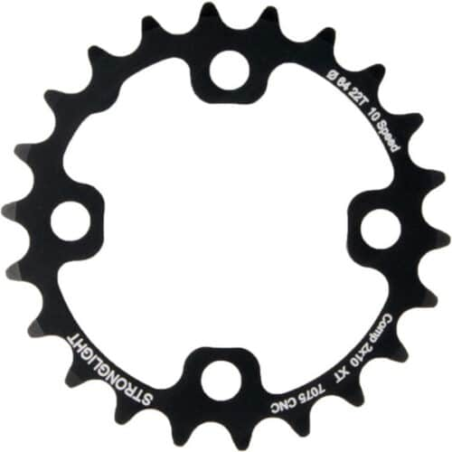 STRONGLIGHT Chainring Ø64 mm Inner (double) 22T 4 holes