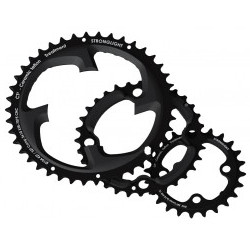 STRONGLIGHT Chainring Ø64 mm Inner (triple) 24T 4 holes