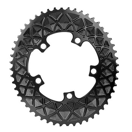 AbsoluteBLACK Chainring Ø110 mm Outer (double) 50T 5 holes