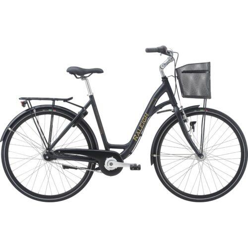 Raleigh Shopping Alu Cykel Damecykel