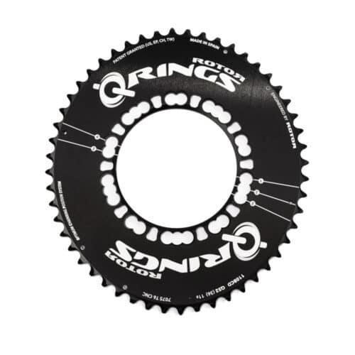 Rotor Q-Rings Klinge 53T - BCD 110x5