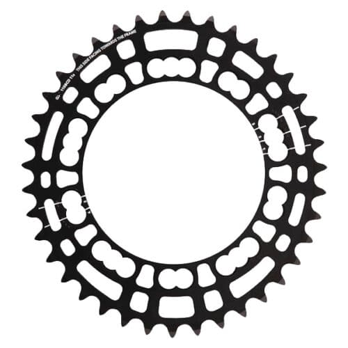 Rotor Q-Rings Klinge BCD110x5 Q39T Inner Oval