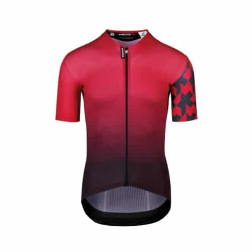 Assos EQUIPE RS Summer SS Jersey - Prof Edition red